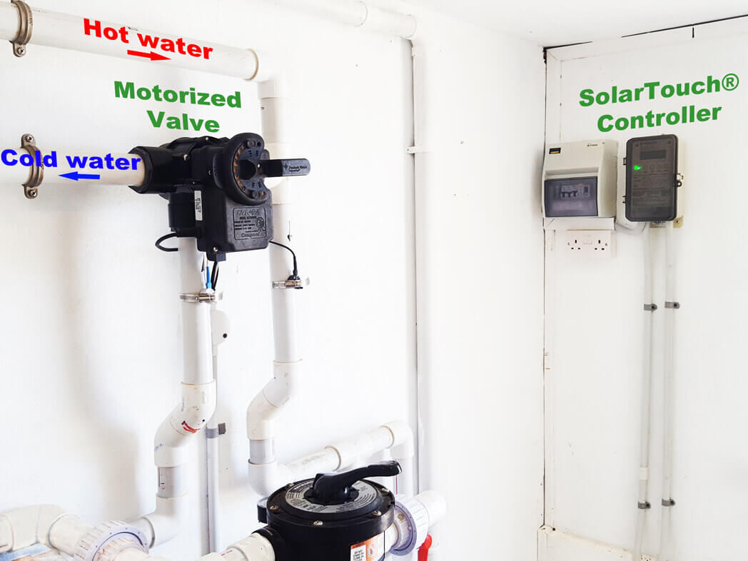 Solar Control System | Enersol - Optimize energy use of your